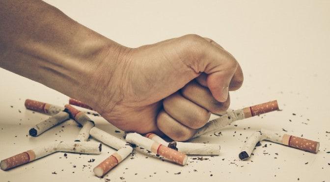 smoking cessation program in india